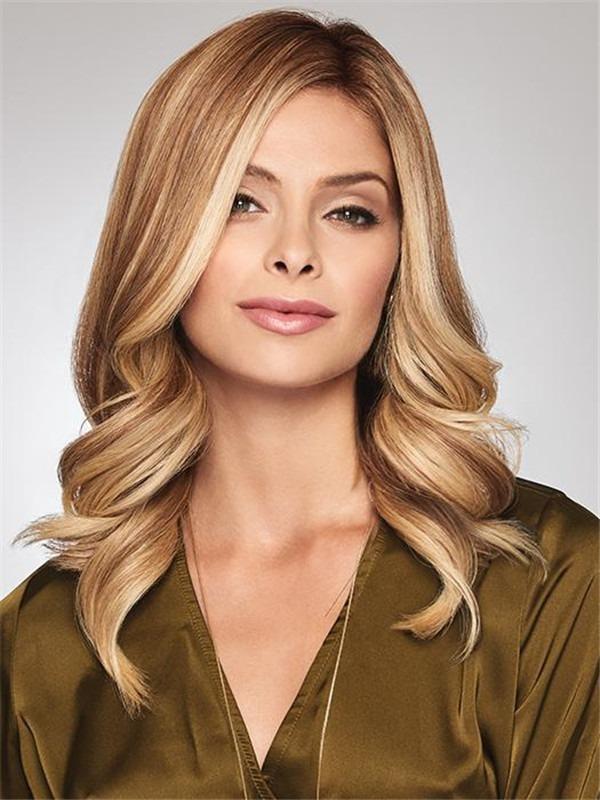 Gilded Human Hair Top Piece Half New Arrivals