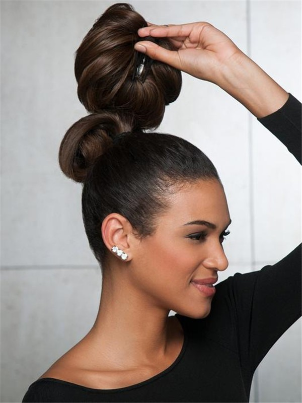 Glamour Chignon Synthetic Hair Wrap All Hairpieces