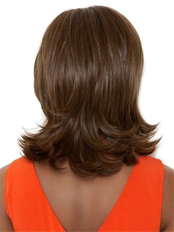 Straight Goddess Hf Synthetic Lace Front Wig For Women