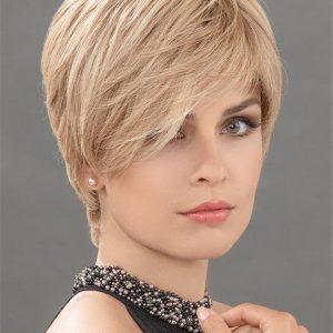 Exclusive Colors Human Hair Topper Half Falls