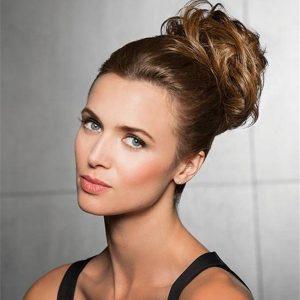 Highlight Wrap Synthetic Hair Buns All Hairpieces
