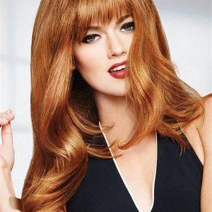 Human Hair Bang Human Hair Clip Fringes