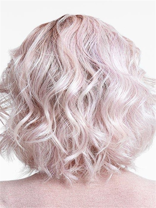 Short Curly Synthetic Lace Front Wig New Arrivals
