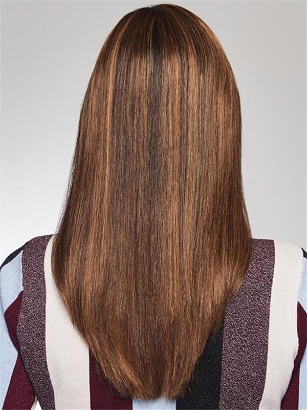 Indulgence Remy Human Hair Topper Half