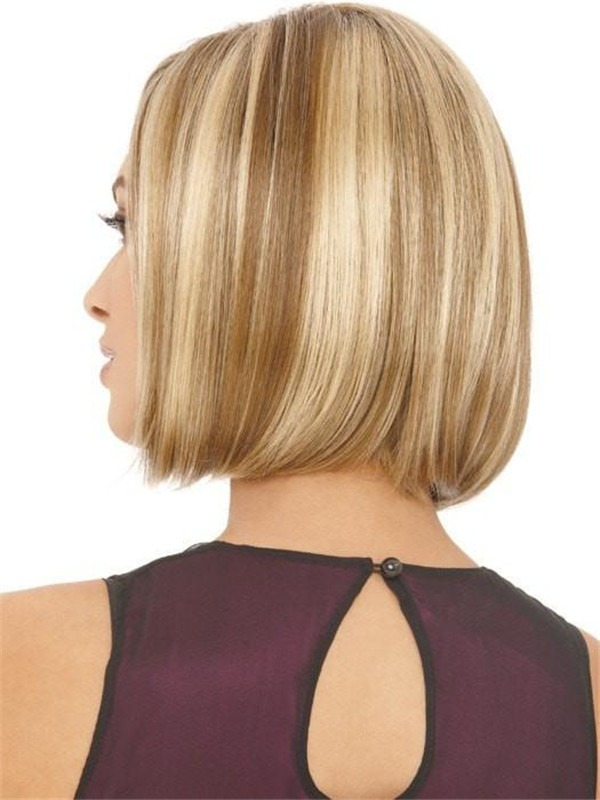 Short Jamison Synthetic Lace Front Wig For Women