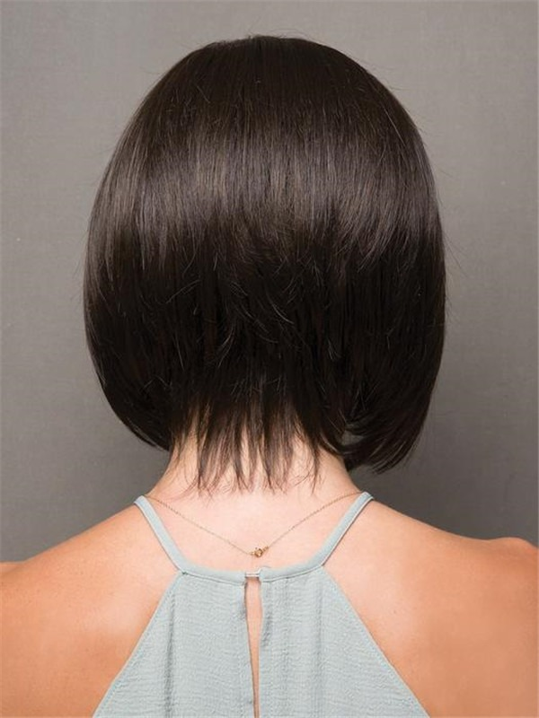 Short Straight Jolie Synthetic Wig Rooted For Women