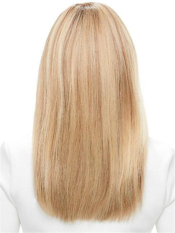 Long Human Hair Wig Hand-tied For Women