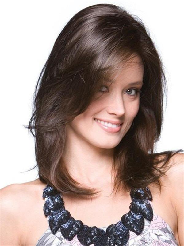 Long Synthetic Hair Topper Basic Base Half