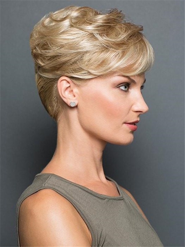 Lyric Synthetic Hair Topper Half All Hairpieces