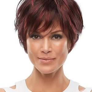 Short Synthetic Lace Front Wig Ht For Women