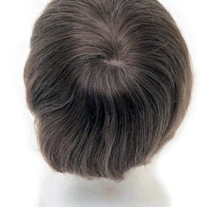 Men's System Human Hair Topper All Hairpieces