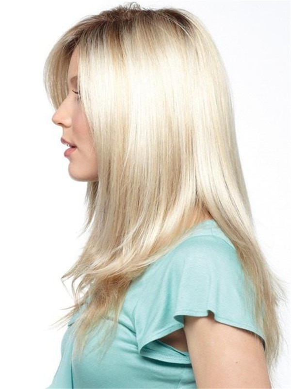 Milan Synthetic Hair Topper Half All Hairpieces