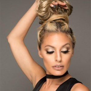 Mimic Synthetic Hair Wrap All Hairpieces