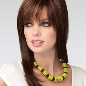 Long Misha Synthetic Wig Basic Cap For Women