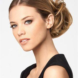 Modern Chignon HF Synthetic Hair Bun Clip All Hairpieces