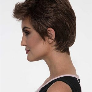 Wavy Synthetic Lace Front Wig Basic Cap For Women