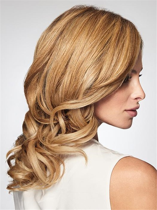 HF Synthetic Hair Topper Half New Arrivals