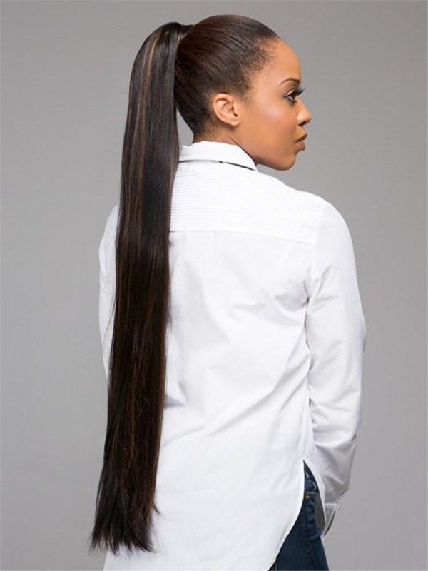 PB-181 HF Synthetic Ponytail All Hairpieces