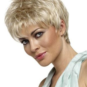 Penelope Pixie Synthetic Wig Basic Cap For Women