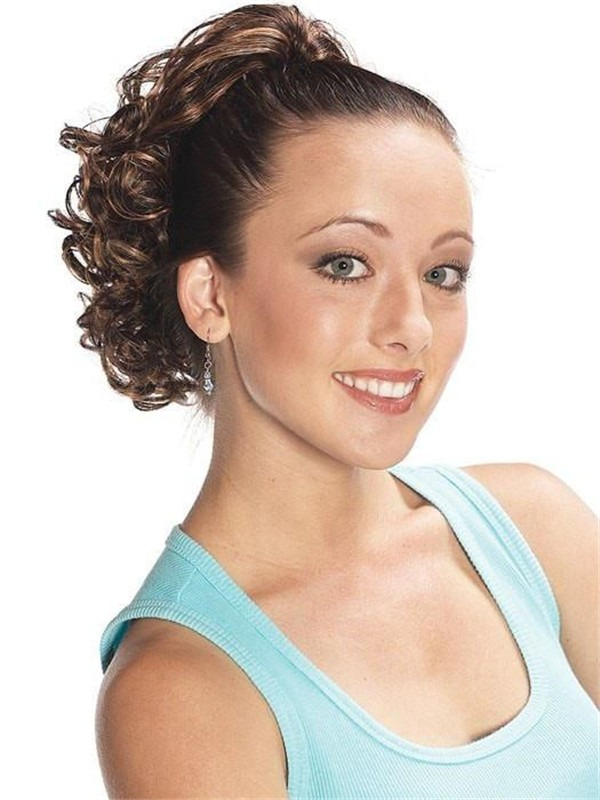 Pony Curl II Synthetic Ponytail Hairpieces