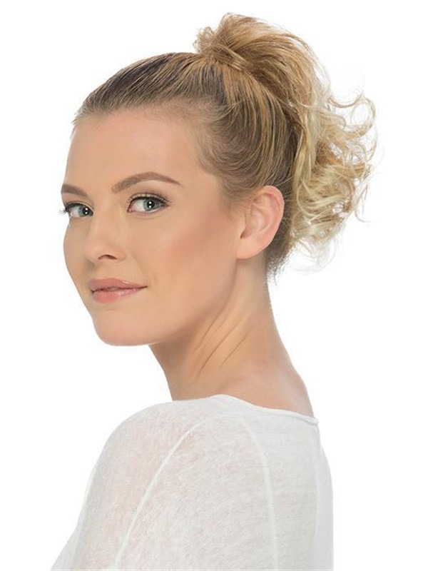 Ponytail Spring Clip Synthetic All Hairpieces