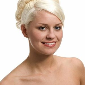 Pull Thru Synthetic Hair Wrap Half