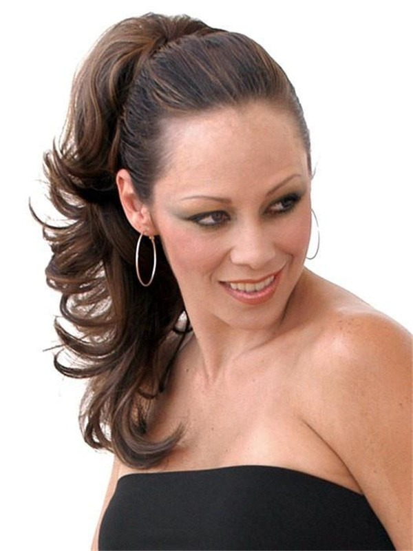 Rampage Synthetic Ponytail All Hairpieces