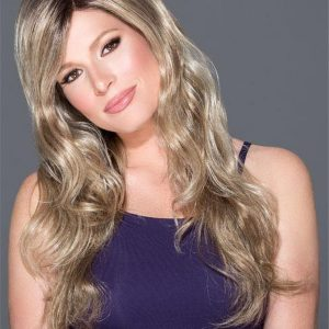 Long Rylee Synthetic Lace Front Wig Layered For Women