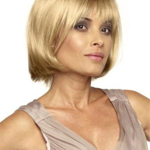 Short Scarlett Synthetic Wig Basic Cap For Women