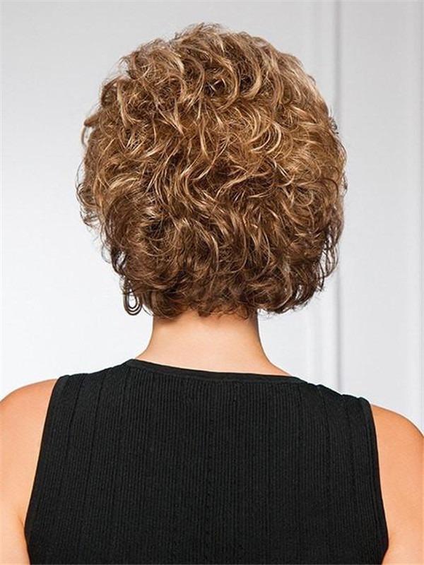 Short Sensation Synthetic Wig Basic Cap For Women