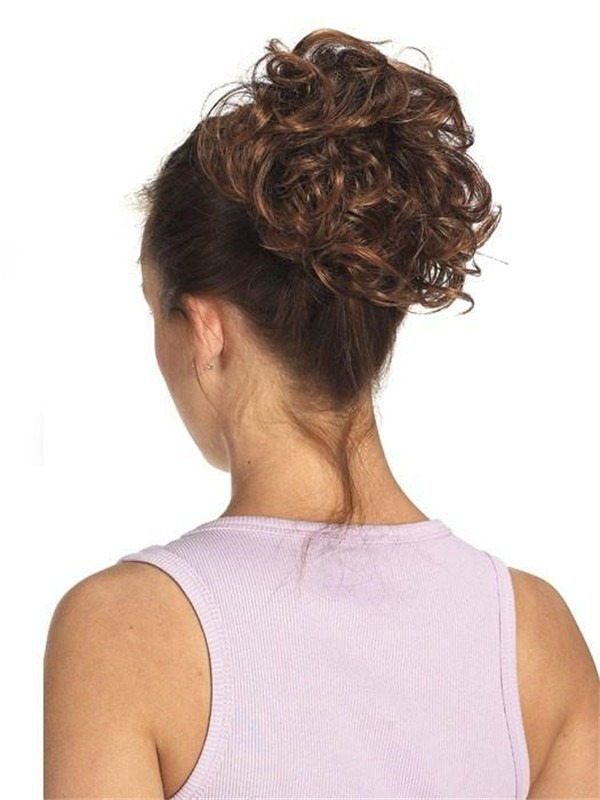 Sweet Top Synthetic Ponytail Buns All Hairpieces