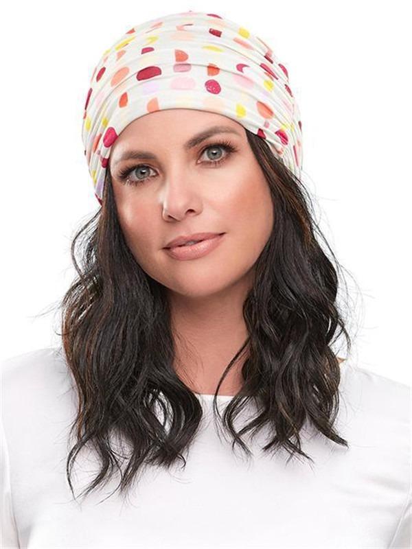 The Elegant Softie Print Hats ,New Arrivals