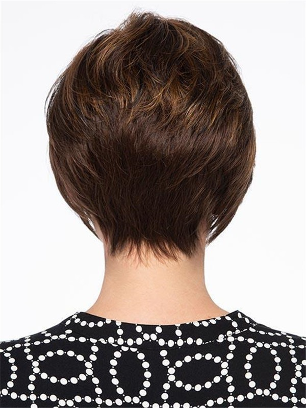 Straight New Arrivals Synthetic Lace Front Wig Mono Part For Women