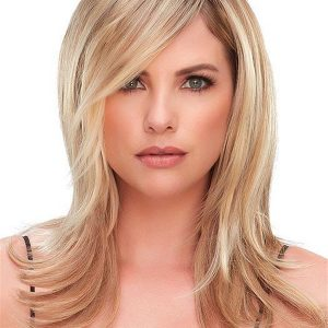 """Top Full 12"""" Synthetic Hair Topper Half"""