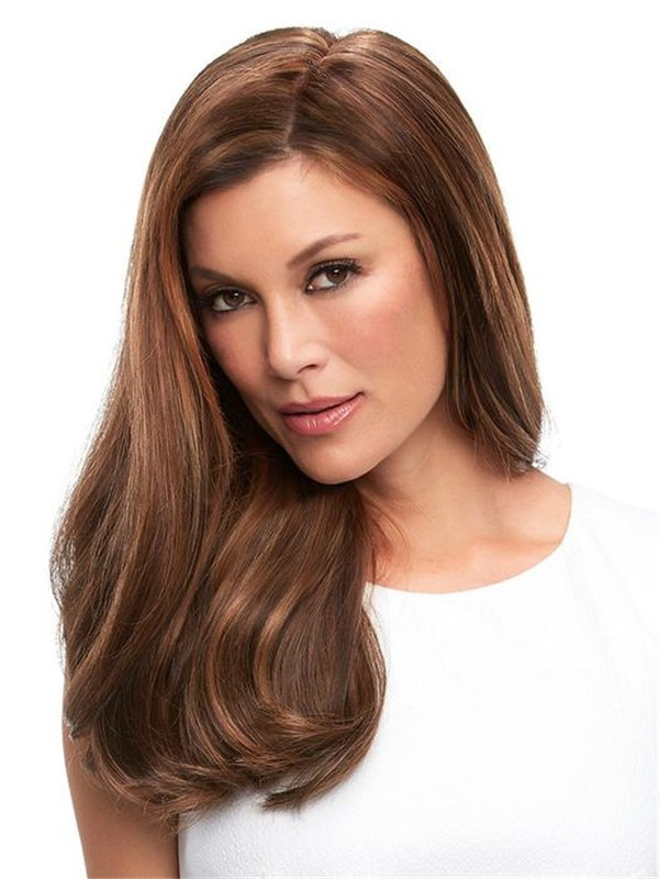 Top Remy Human Hair Topper All Hairpieces