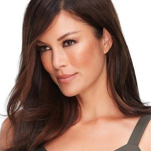"""Top Full 18"""" Synthetic Hair Topper Half"""