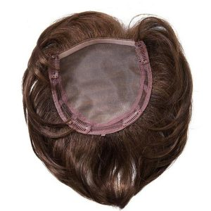 Top Mono Synthetic Hair Topper Half