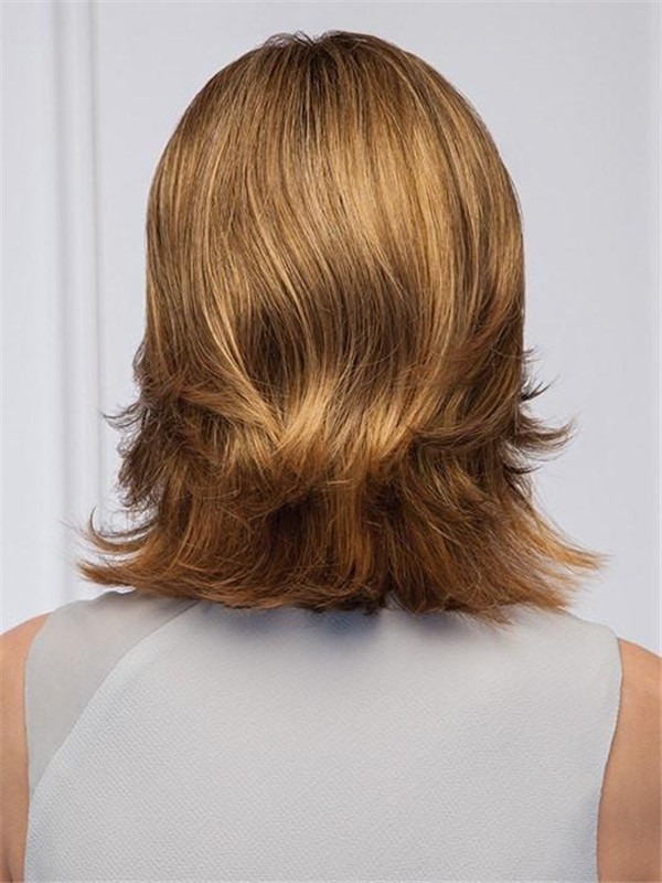 Top Perfect Synthetic Hair Topper Top-Piece Half