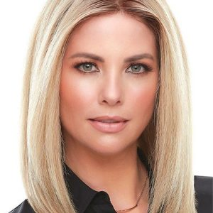 Top Smart Lace Front Remy Human Hair Topper Half