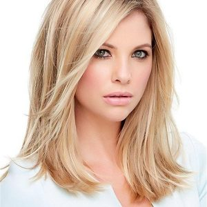 """Top Style 12"""" Synthetic Hair Topper Half"""
