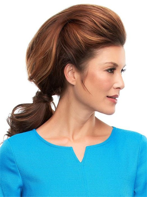 Exclusive Colors Human Hair Topper All Hairpieces