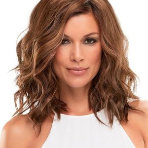 """Top Wave 12"""" Synthetic Hair Topper All Hairpieces"""
