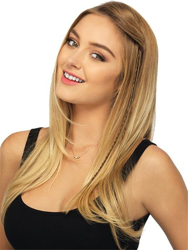 Two Braid Extension Synthetic Hair