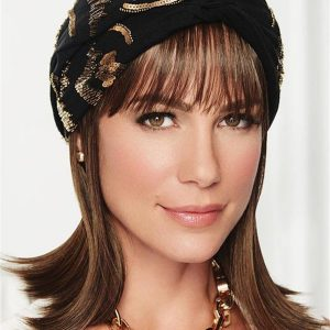 Under Cover Synthetic Hairpiece Bangs Fringes