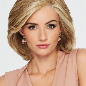 Bob Straight Synthetic Lace Front Wig Hand-tied For Women