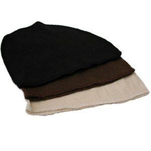 Cotton Wig Liner Cap Hats Headcovers