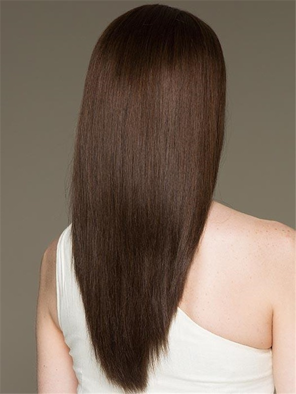 Wavy Human Hair Lace Front Wig For Women