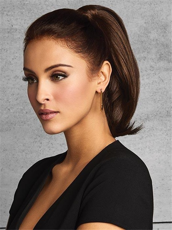 Simply Straight Synthetic Ponytail New Arrivals