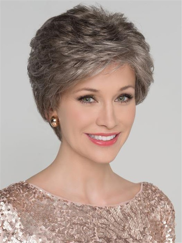 Short Alexis Synthetic Lace Front Wig For Women