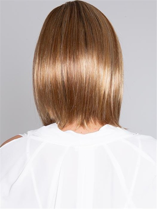 Short Alison Synthetic Lace Front Wig Rooted For Women